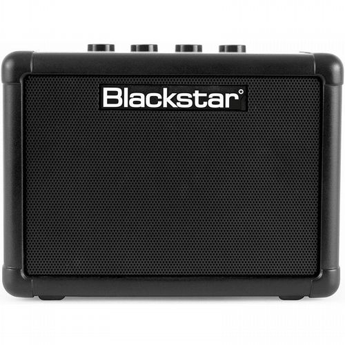 Blackstar Fly 3 Mini 3 Watt Guitar Amplifier Black FLY3
